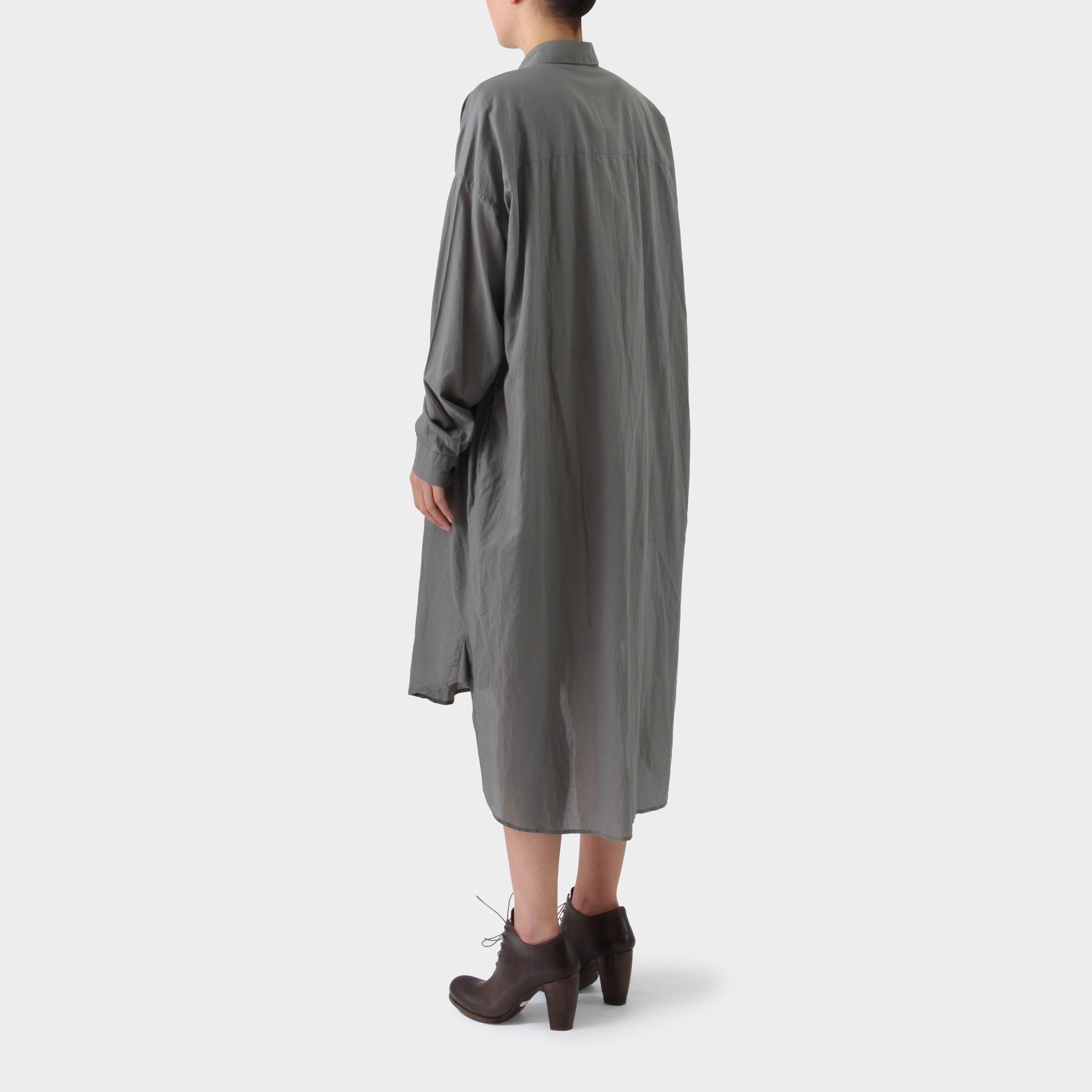 Daniel Andresen Cotton Shirt Dress