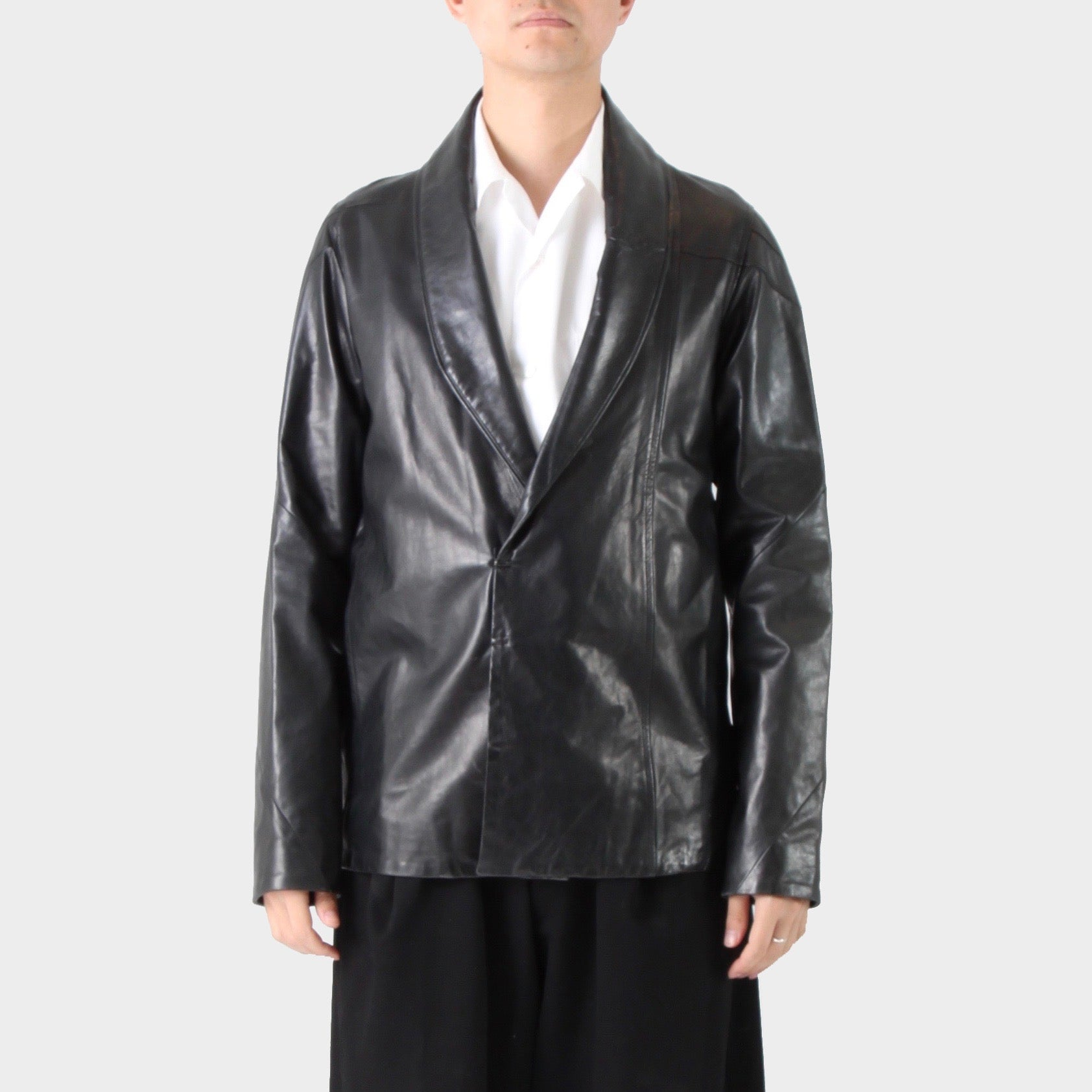 Gustavolins Leather Jacket