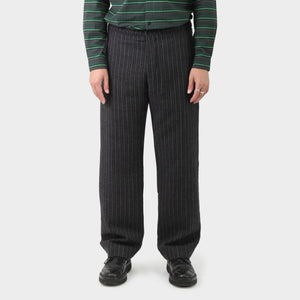 Ann Demeulemeester Striped Wool trouser