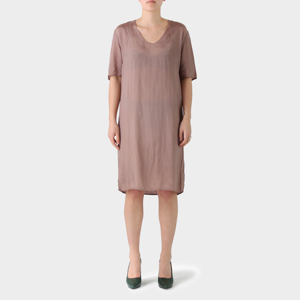 Maison Martin Margiela Dusty Pink Dress