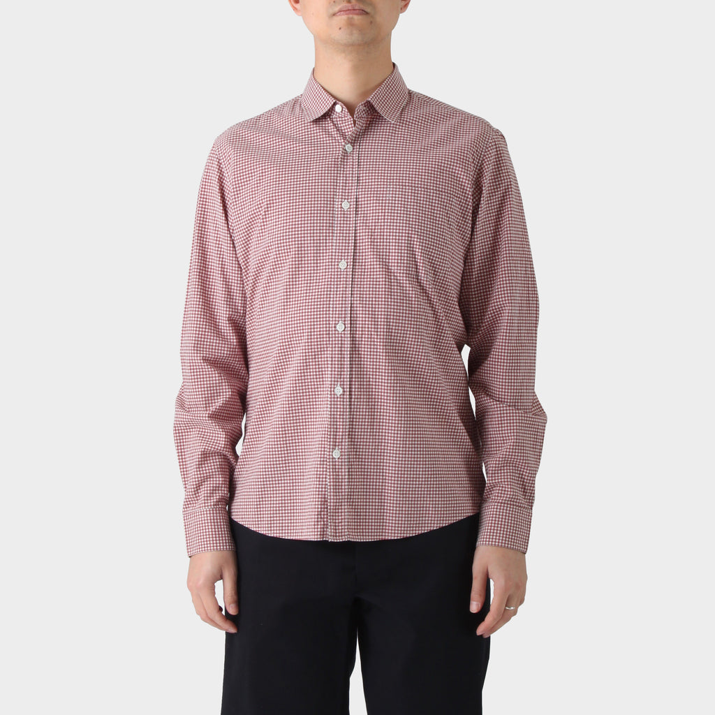 Dries van Noten Checked Shirt
