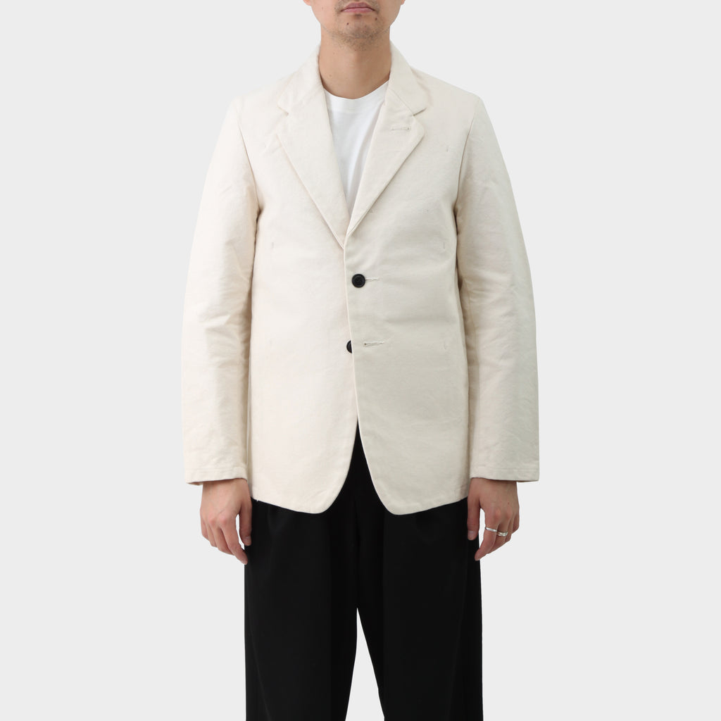 MAN-TLE R3 Suit Jacket Natural