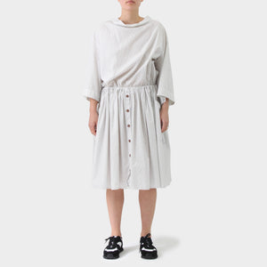 Lemaire Float Woven Oversized Dress