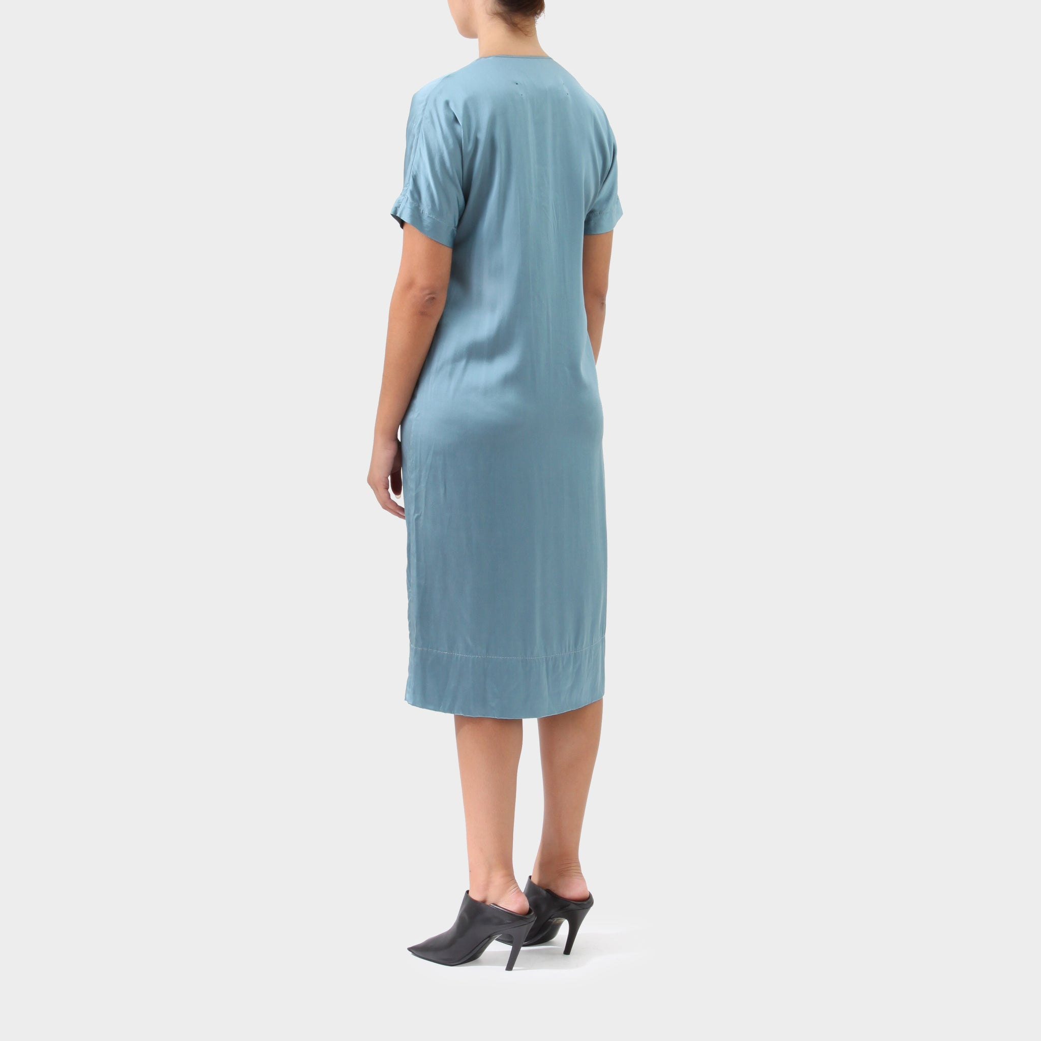 Uma Wang Silk Shift Dress