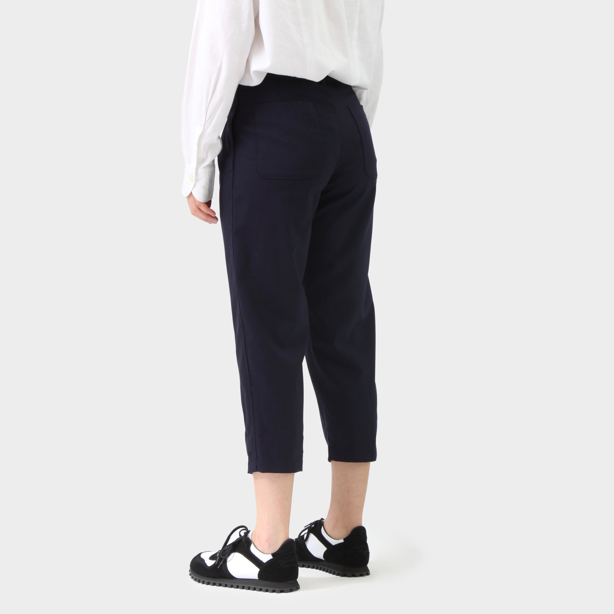 Junya Watanabe Navy Tailored Pants