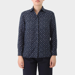 Casey Casey Patterned Shirt