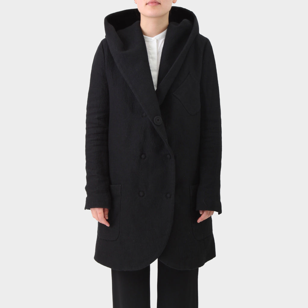 Uma Wang Hooded Coat