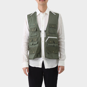 Yoshio Kubo Detachable Fishing Vest Shirt