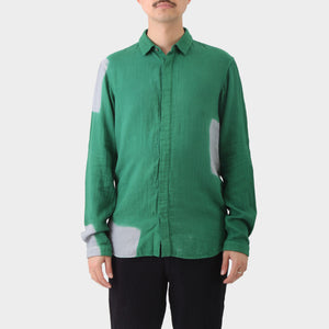 Suzusan Cotton Gauze Shirt