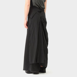Marc le Bihan Wrap Skirt/Dress
