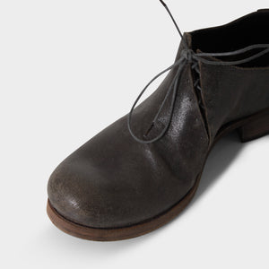 M.A+ Bison Leather Side-lace Derby