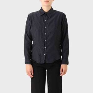 Paul Harnden Shoemakers Silk Cotton Shirt