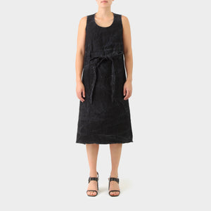 PR Patterson Nettle/Cotton Apron Dress