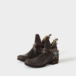 MA+ Buckled Boots with Lug Sole