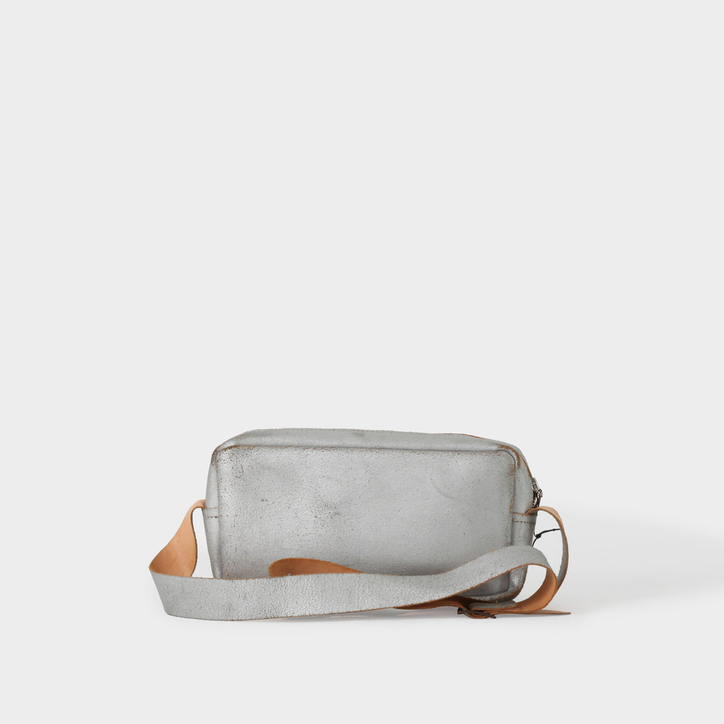 Paul Harnden Shoemakers Silver 'Tool Bag'