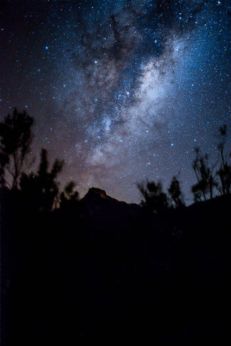 Blue Milky Way over Misty Point – Swellendam