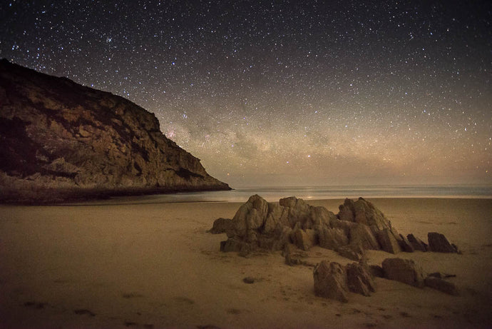 The Point with Stars – Nature's Valley