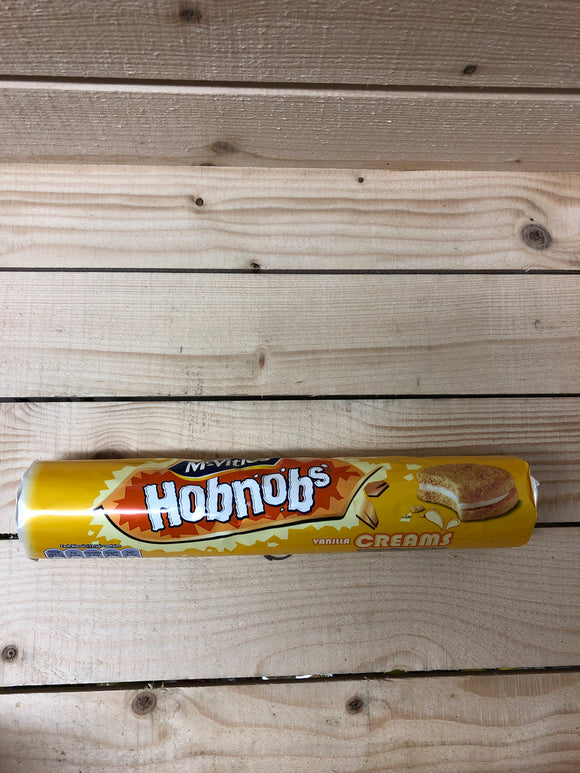 Hobnobs Vanilla Creams