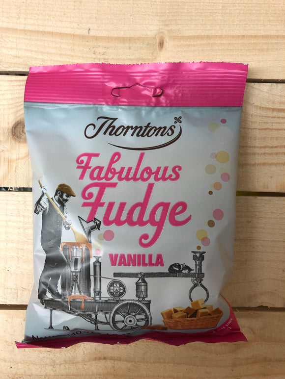 Thornton's Fabulous Fudge