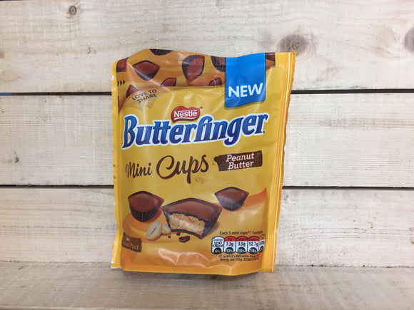 Butterfinger Mini Cups Peanut Butter (82g)