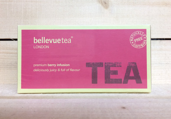 Bellevue Berry Infusion Tea (25 Tea Bags)