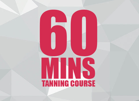 60 Minutes Tanning Course (Beds | Stands)