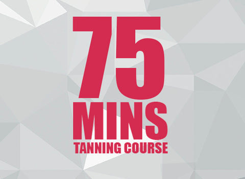 75 Minutes Tanning Course (Beds | Stands)