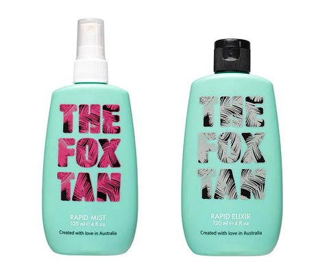 The Fox Tan Pack