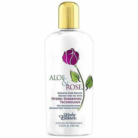 Body Butter Aloe & Rose (180ml)