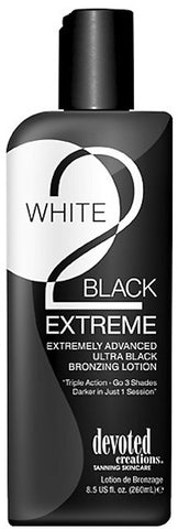 Devoted Creations White 2 Black Extreme (260ml)