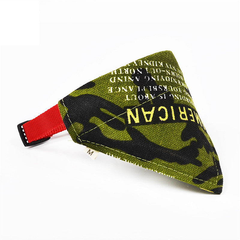Army Dog Bandana - valutispetstore