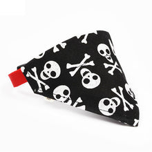 Skull Dog Bandana - valutispetstore