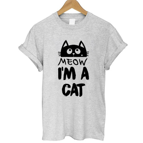 I'm a Cat T-Shirt - valutispetstore