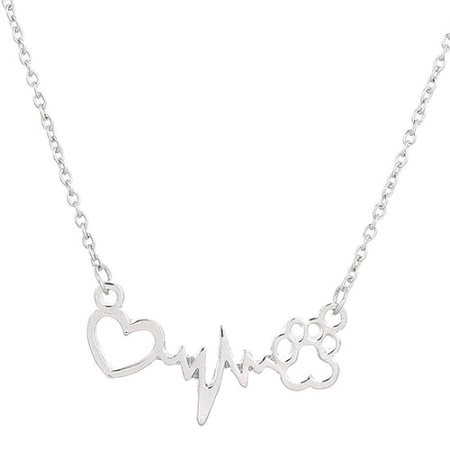 Paws Love Necklace - valutispetstore