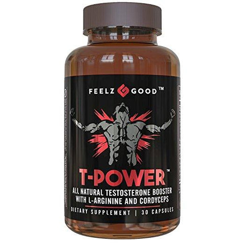 Best testosterone booster - T Power