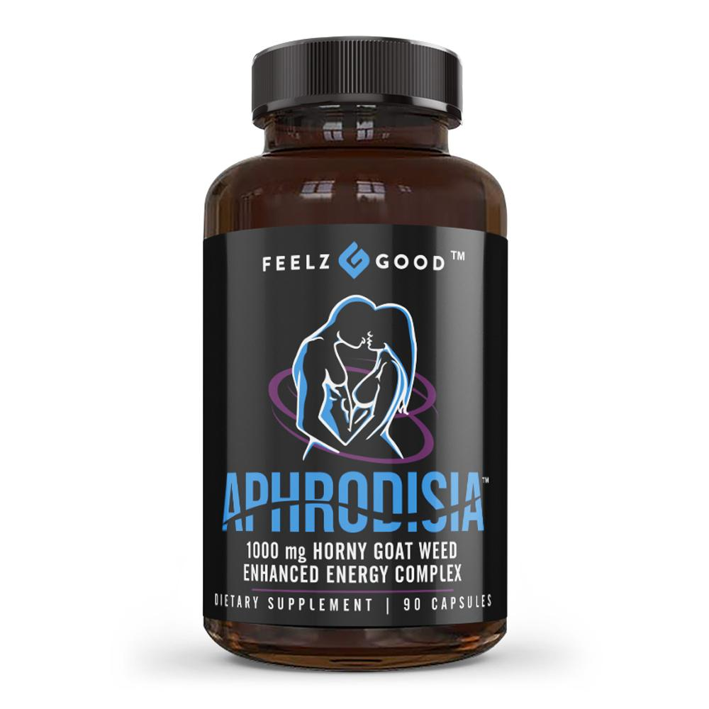aphrodisia™ | Horny Goat Weed Herbal Complex Extract for Men and Women |