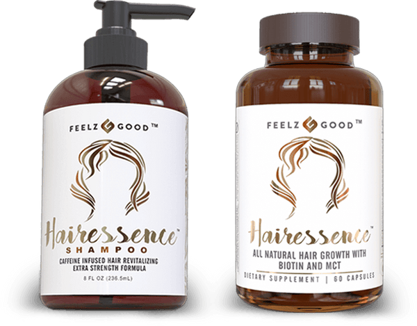 Hairessence Complete Hair Growth System