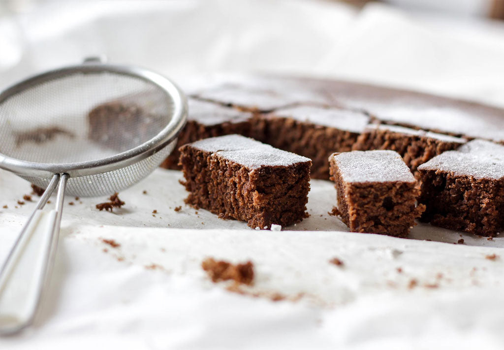 Gluten Free Chocolate Brownies Recipe