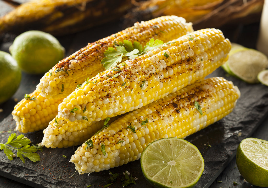 Gluten Free Mexican Corn on the Cob Recipe