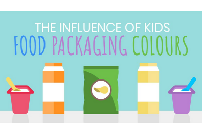 The Influence Of Kids Food Packaging Colours