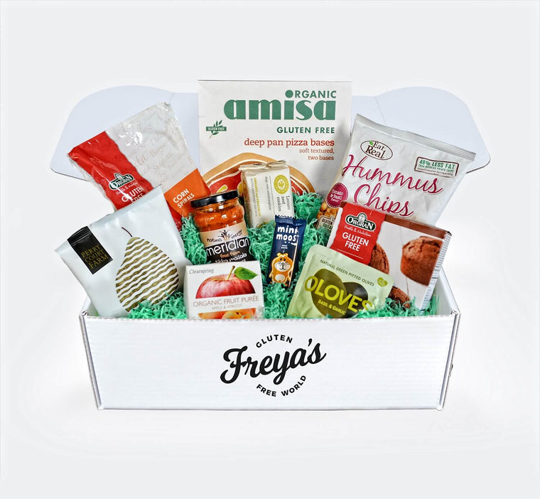 NEW Gluten Free & Dairy Free Subscription Box