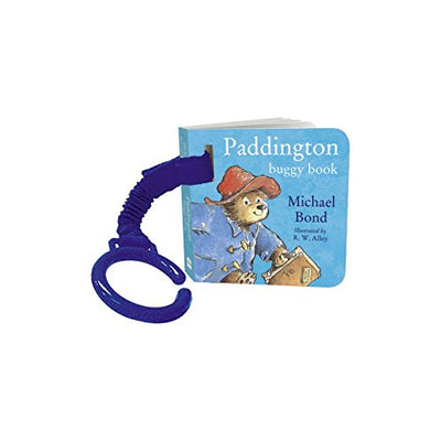 Paddington Buggy Book - Fly Jesse- Unique, special and quality gifts