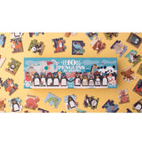 Londji 10 Penguins Puzzle - Fly Jesse- Unique, special and quality gifts