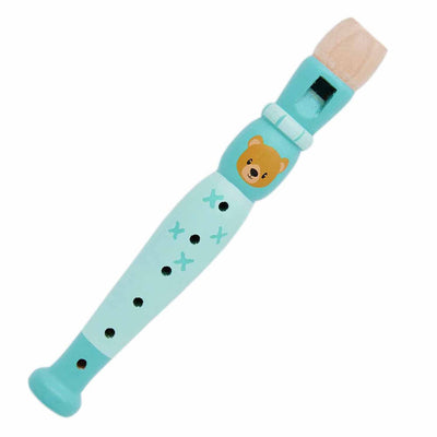 Inside Out Toys Wooden Bear Flute