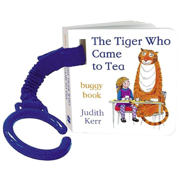 The Tiger Who Came to Tea Buggy Book - Fly Jesse- Unique, special and quality gifts