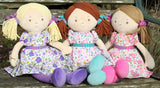 Imajo Peggy Rag Doll - Fly Jesse- Unique, special and quality gifts
