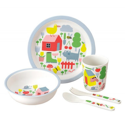 The Countryside 5 Piece Dinner Gift Set