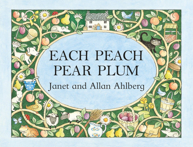 Each Peach Pear Plum Book - Fly Jesse- Unique, special and quality gifts