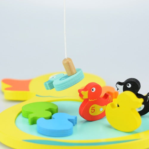 Wooden Duck Game - Fly Jesse- Unique, special and quality gifts