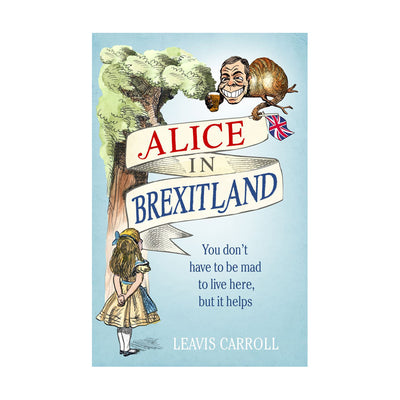 Alice in Brexitland Book - Fly Jesse- Unique, special and quality gifts